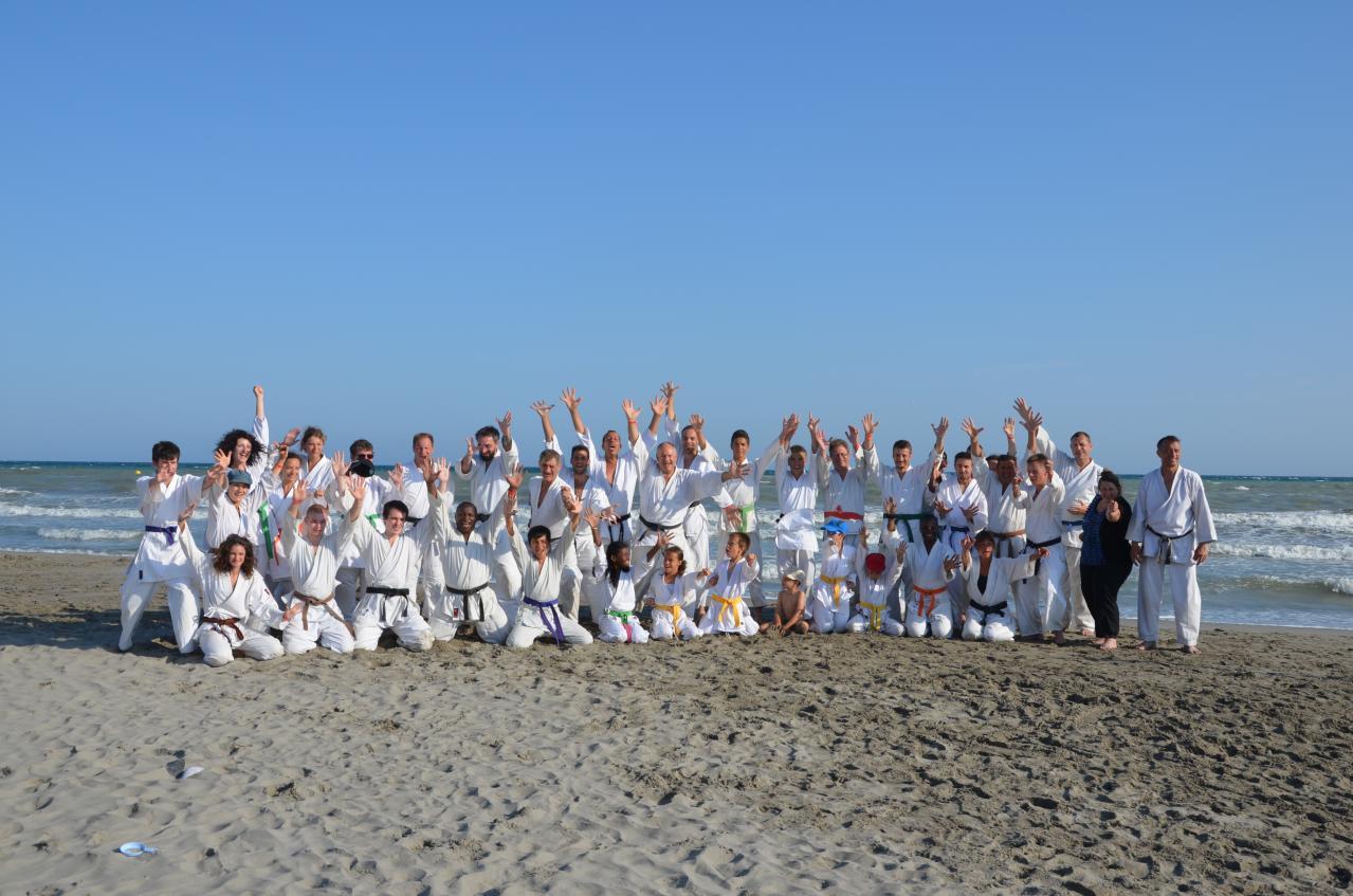 Stage d'été IKDS 2013 - Stes Maries de la mer