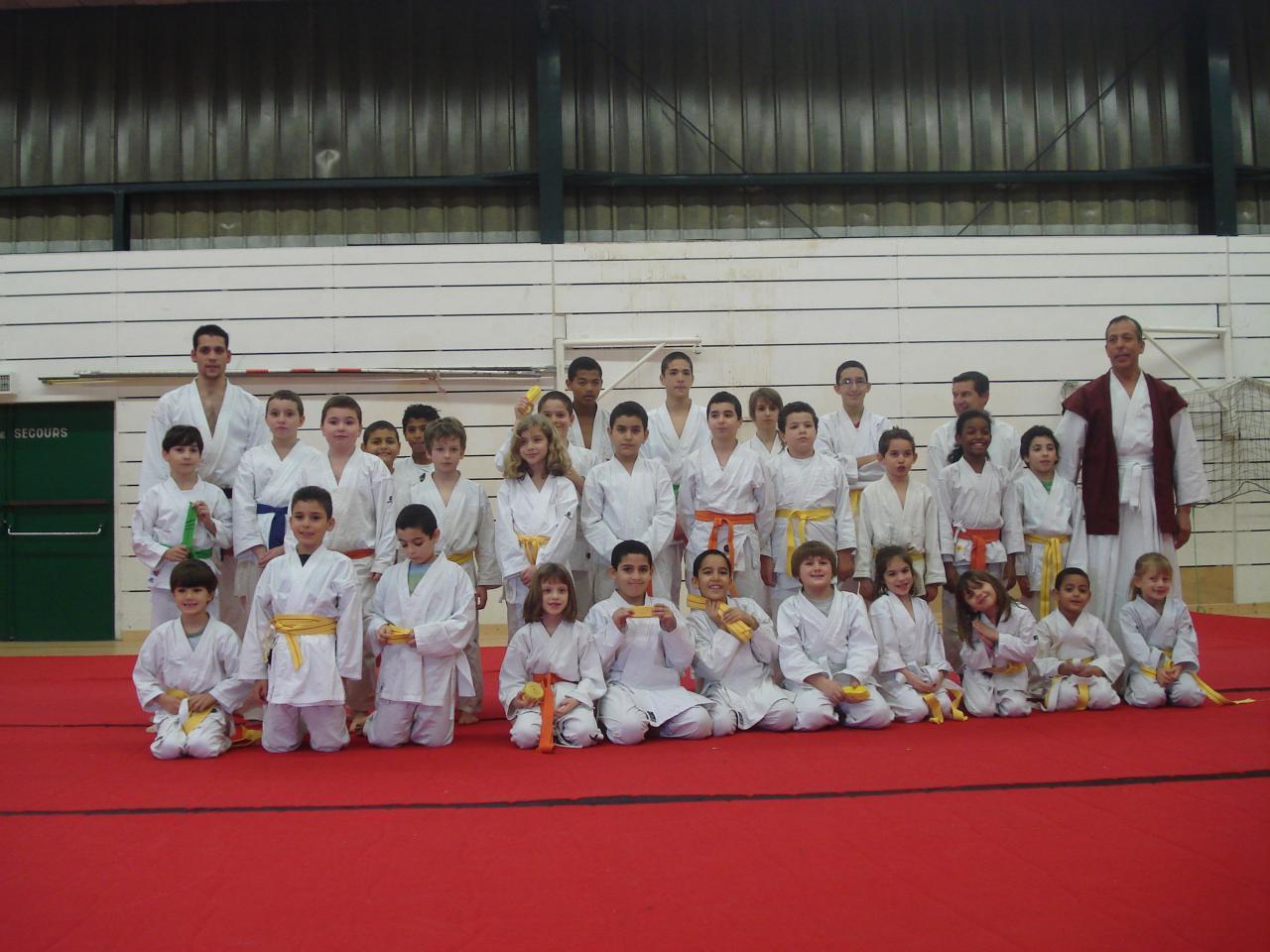 Stage enfants - décembre 2011