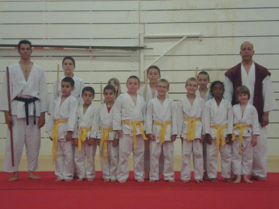 Stages Enfants - 06/06/2010
