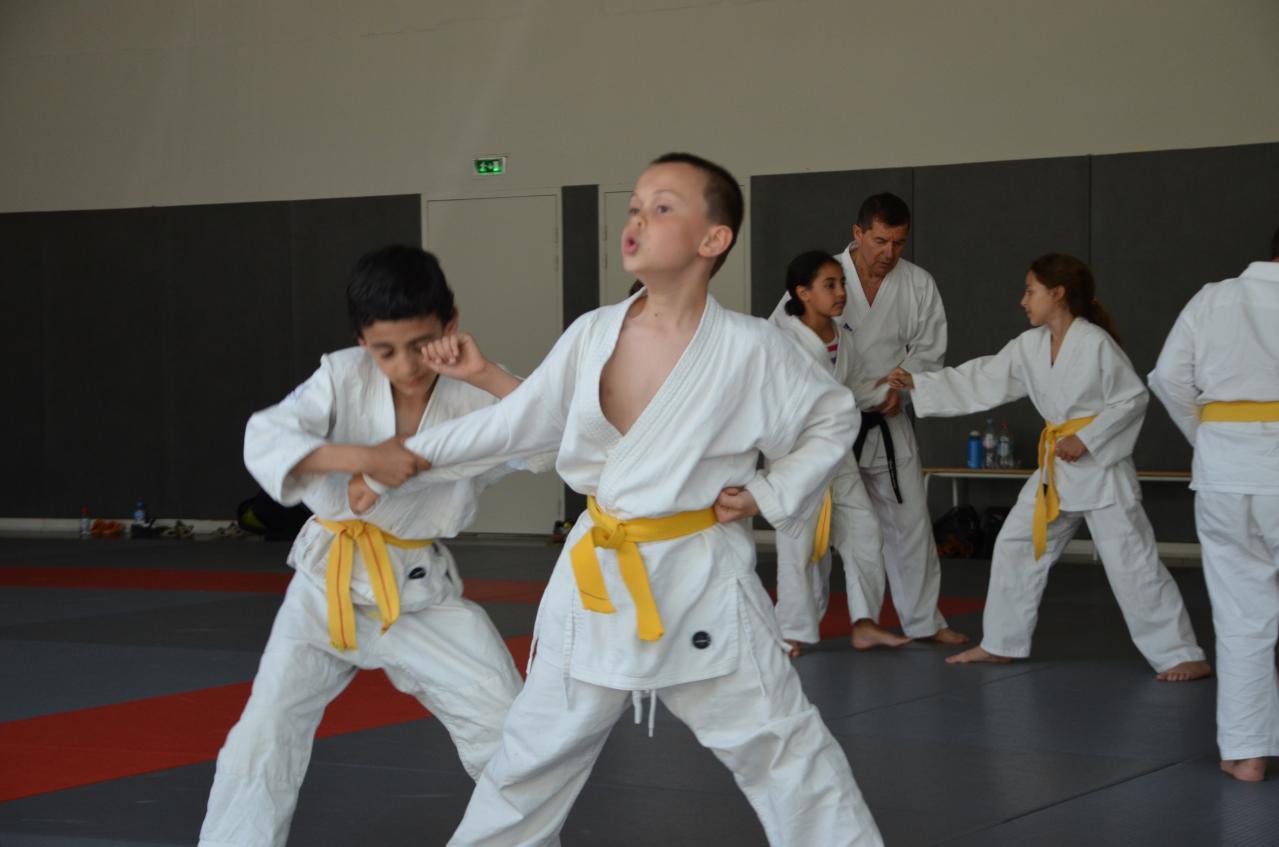 Karaté à Valence - enfant (14)