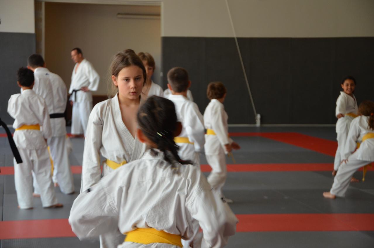 Karaté à Valence - enfant (58)