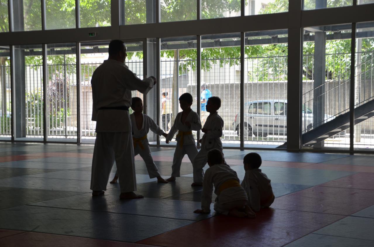 Karaté à Valence - enfant (64)