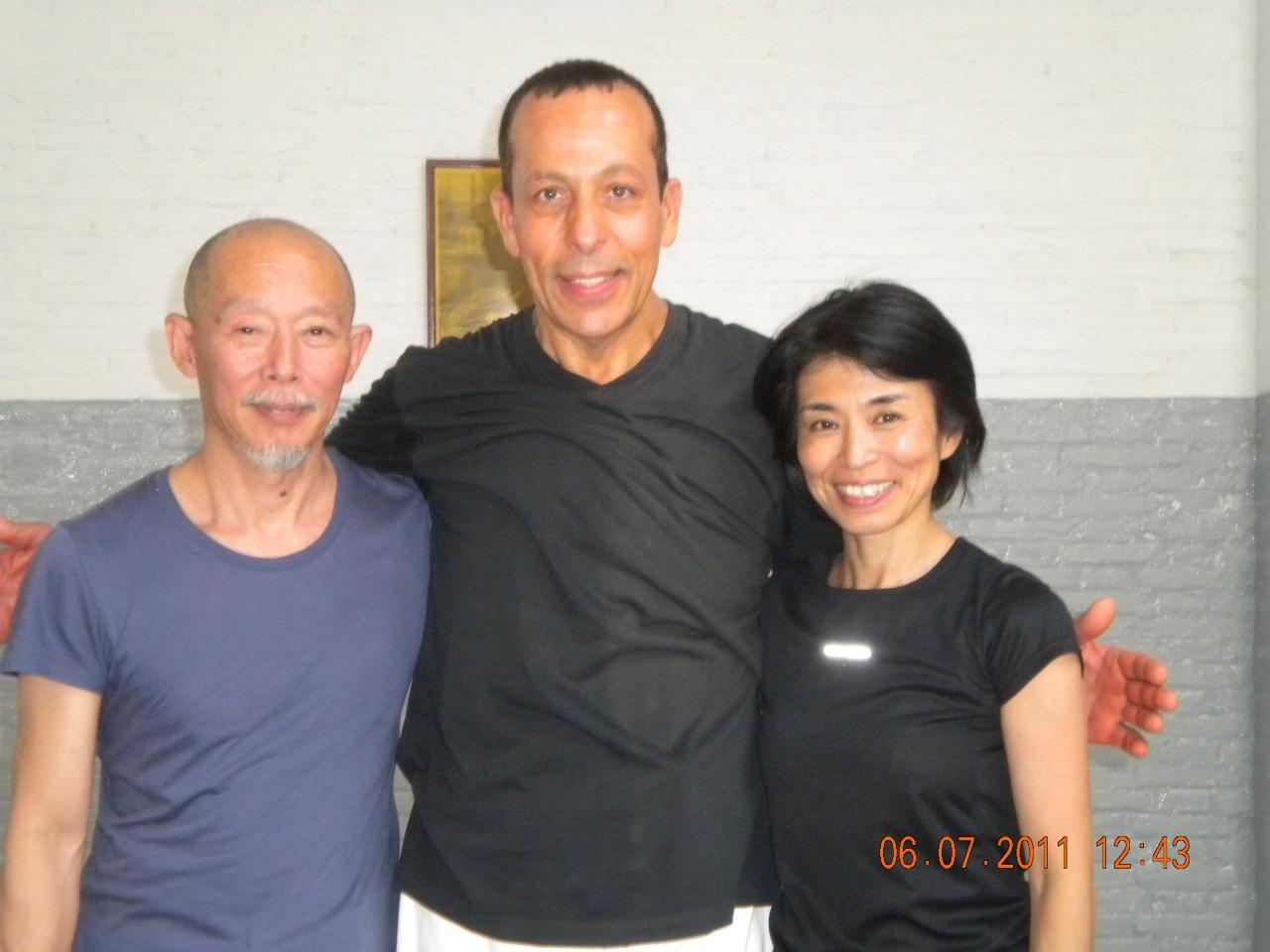 Photos Maitre HINO AKIRA stage été 2011 Valencia ESPAGNE 001