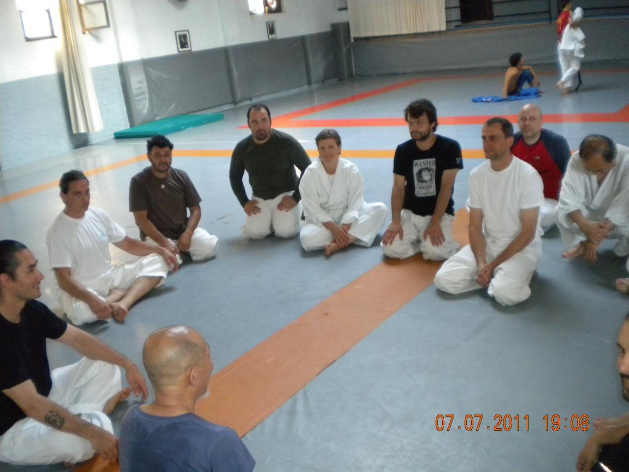 Photos Maitre HINO AKIRA stage été 2011 Valencia ESPAGNE 008