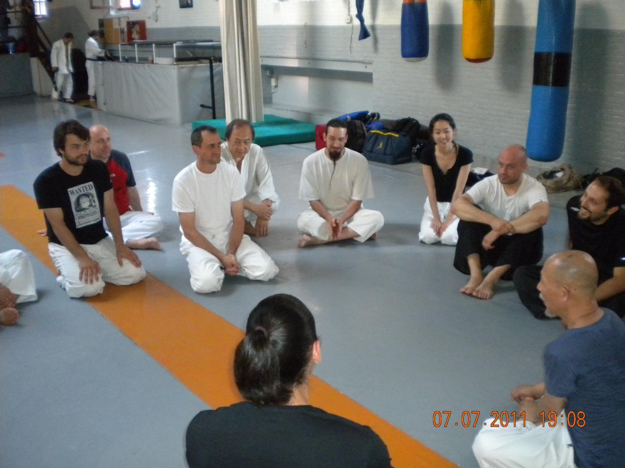 Photos Maitre HINO AKIRA stage été 2011 Valencia ESPAGNE 009